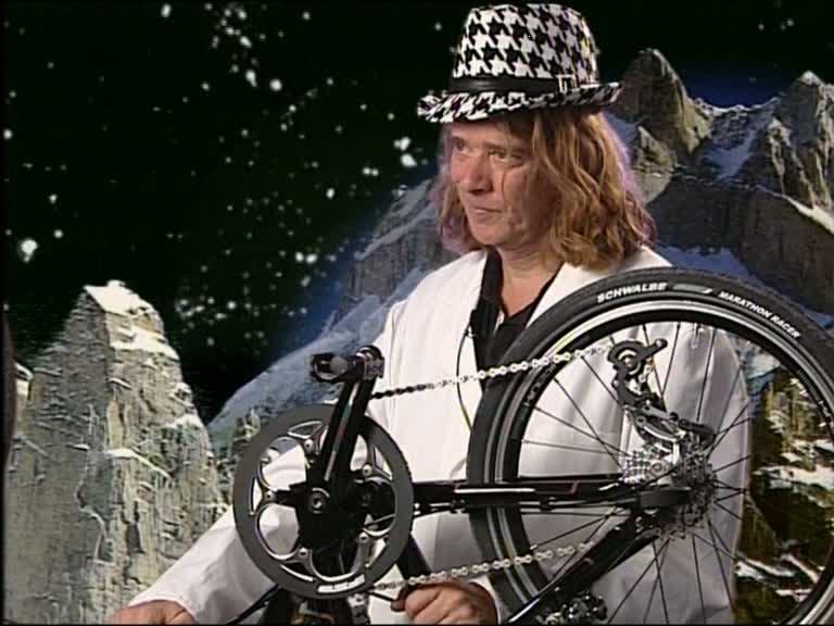 Film der Woche: Extremsport pur – Das Felsenrad