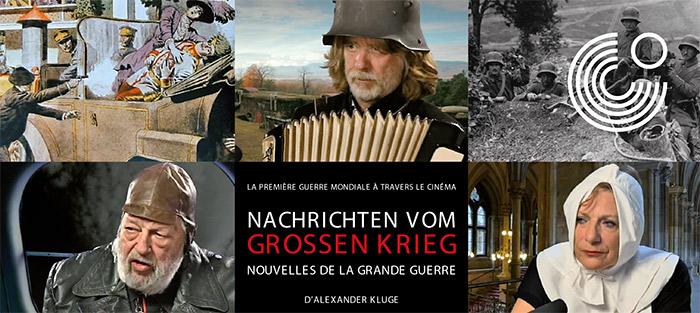 La Première Guerre mondiale à travers le cinémaDonnerstag, 6. März, 18:30 Uhr: Goethe-Institut, Paris