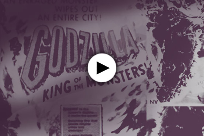 Japan-Godzilla