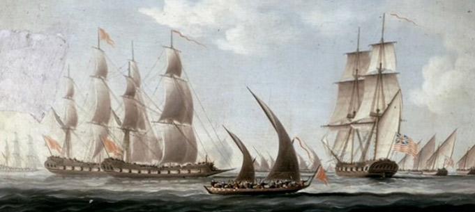 Neu im Catch-up Service: Die Royal Navy und die Ordnung der Welt