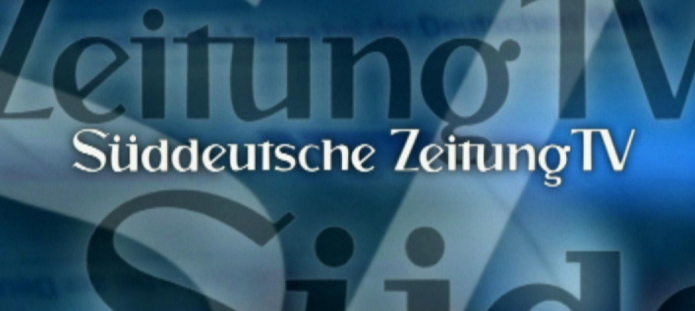 Neue Themenschleife: Süddeutsche Zeitung TV