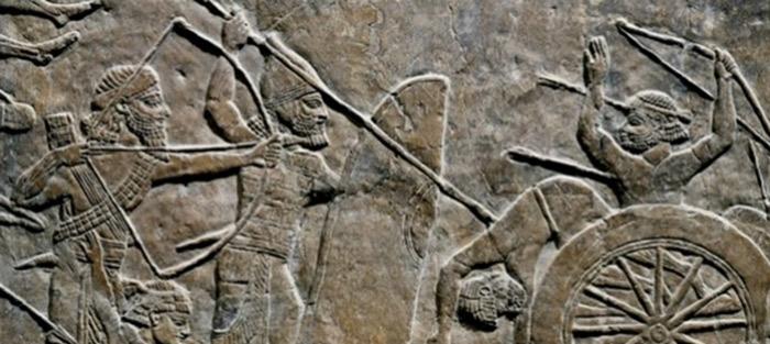Neu im Catch-up Service: Gewalt. Die dunkle Seite der Antike