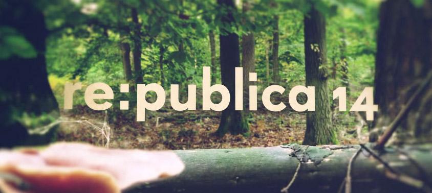 re:publica 2014: 6. bis 8. Mai, live auf dctp.tv