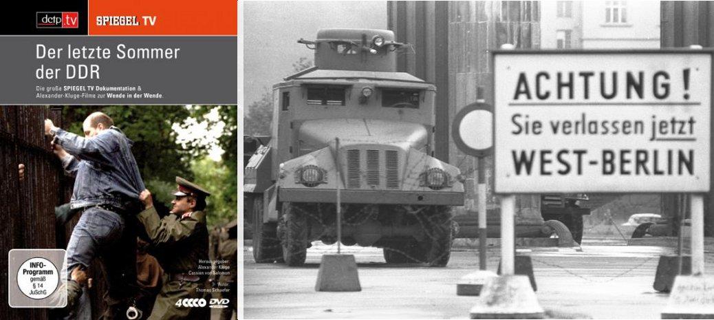 Zum 25. Jahrestag: Der letzte Sommer der DDR