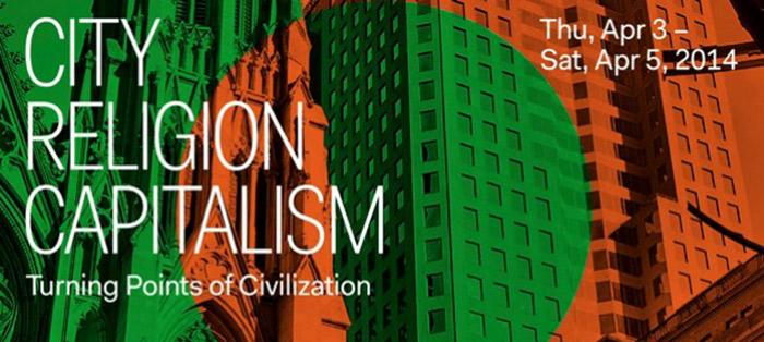 Neue Themenschleife: Stadt – Religion – Kapitalismus