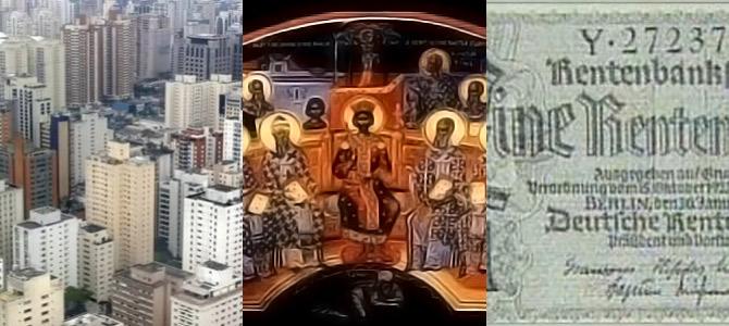 Filme der Woche: Das Prinzip Stadt / Mithras-Kult und Christentum / Welchen Roman erzählt die Börse?
