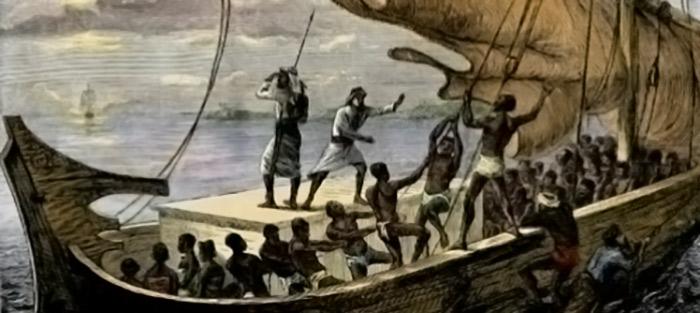 Neu im Catch-up Service: Was ist ein Sklave?