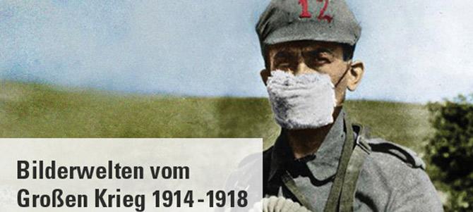 Neu auf DVD: Bilderwelten vom Großen Krieg 1914–1918