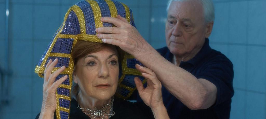 Hannelore Hoger und Alexander Kluge: Hinter den Kulissen