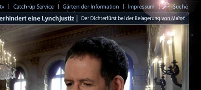 Neu auf dctp.tv: DIE SUCHFUNKTION