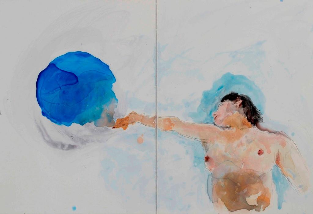 Anselm Kiefer & Alexander Kluge: Der mit den Bildern tanzt – Filme und Dialoge