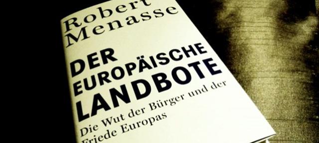Robert Menasse erhält Deutschen Buchpreis 2017