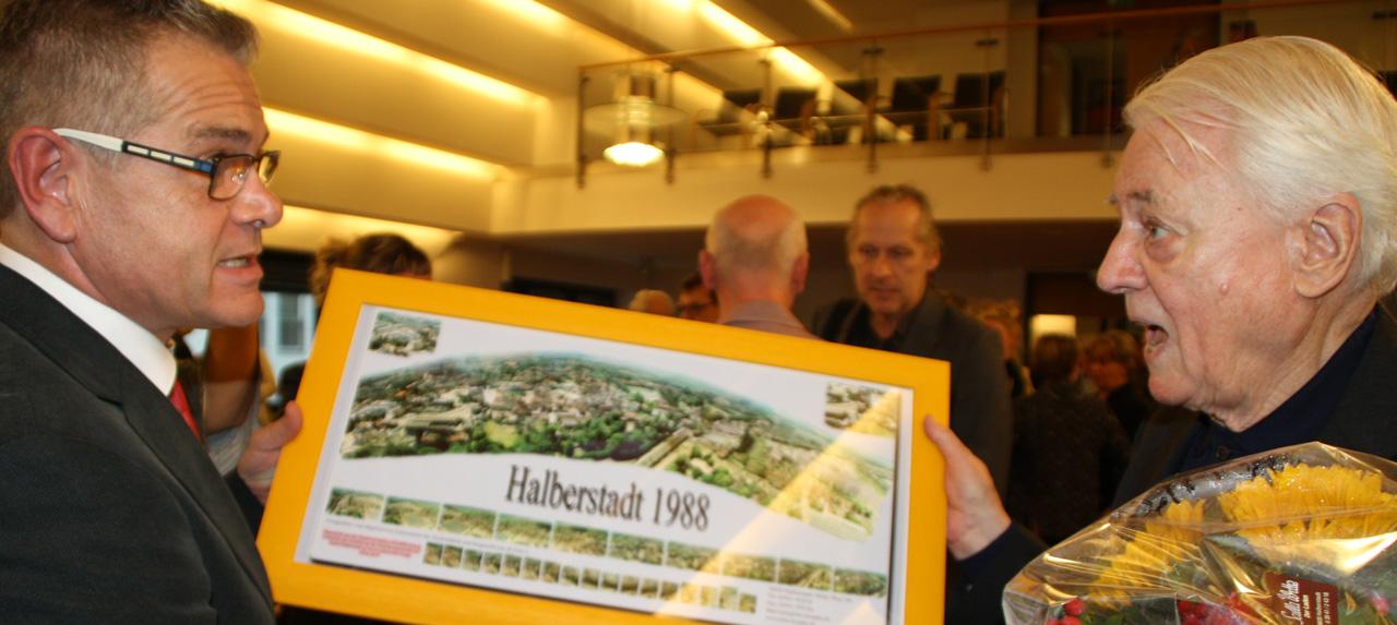 Ehrenbürgerschaft der Stadt Halberstadt