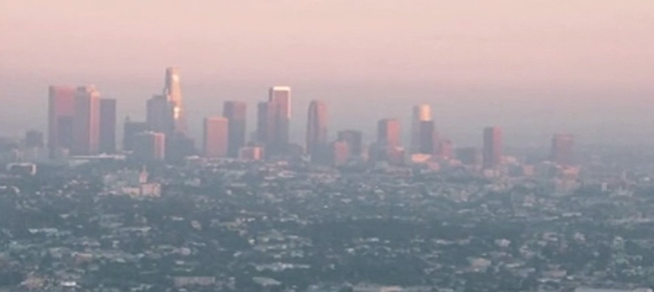 Aus dem Archiv: L.A., die fraktale Stadt
