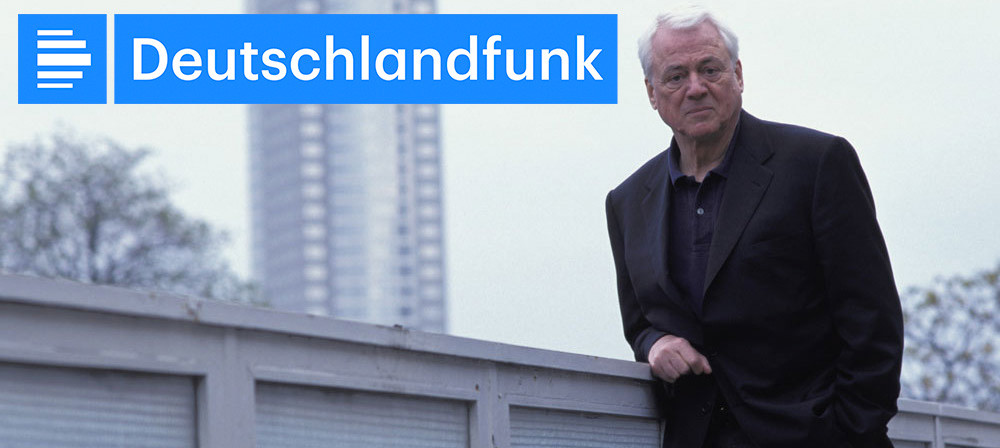 Deutschlandfunk Büchermarkt: Alexander Kluge im Gespräch mit Jan Drees