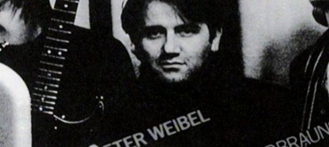 Peter Weibel zum 75. Geburtstag
