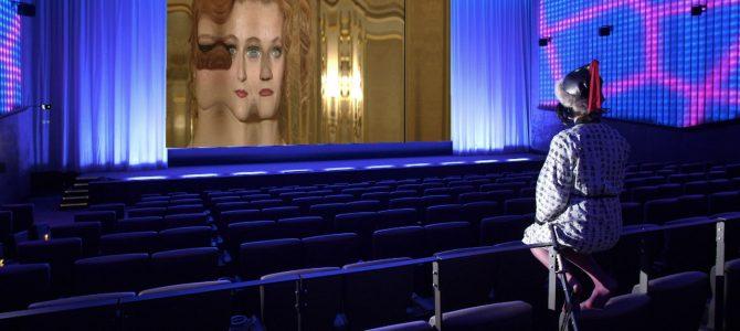 Ausstellungsempfehlung zur 70. Berlinale: Das Theater der Kinos – Ausstellungseröffnung mit Alexander Kluge und Gästen am 11.02.2020, Volksbühne Berlin