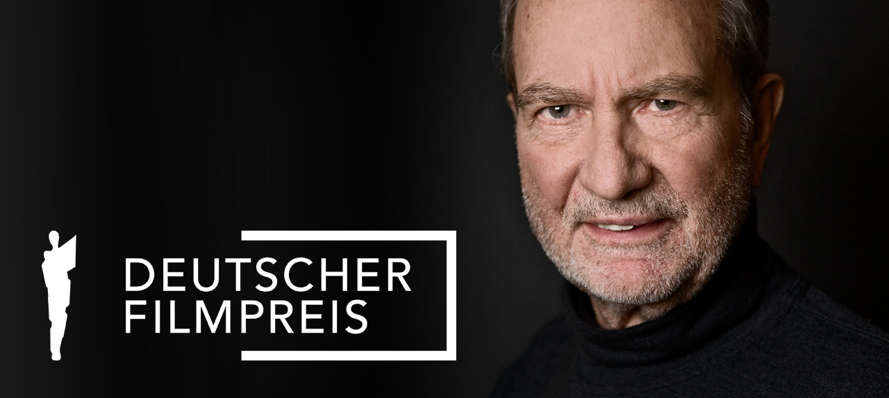 Edgar Reitz erhält die Ehren-Lola für das Lebenswerk beim Deutschen Filmpreis