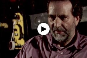 Edgar Reitz Dreharbeiten Hexenpassion