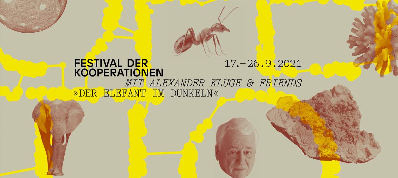 Festival der Kooperationen im Literaturhaus Berlin